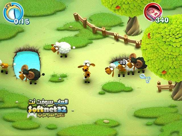 تحميل لعبة جنون مزرعة العائلة الكبيرة 3
