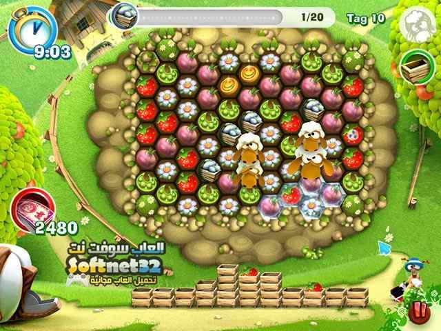 تحميل لعبة مزرعة العائلة الخضراء Green Valley مجانا