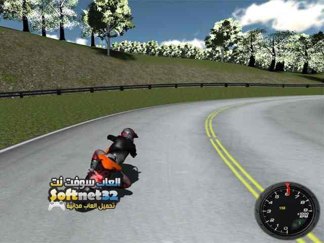 تحميل لعبة سباق الدراجات الحقيقية Motorbike Simulator