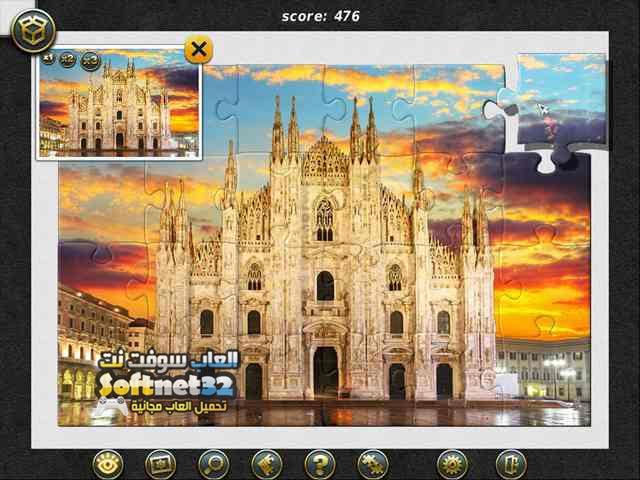 تحميل لعبة تركيب الصور المبعثرة Jigsaw Tour 3 للكمبيوتر