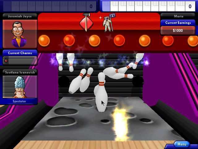 تحميل لعبة البولينج 2015 Saints & Sinners Bowling