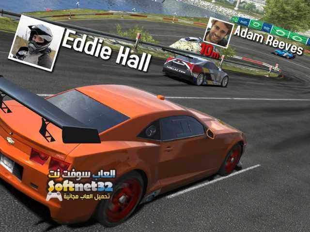 تحميل اقوى لعبة سيارات للاندرويد GT Racing 2 for Android