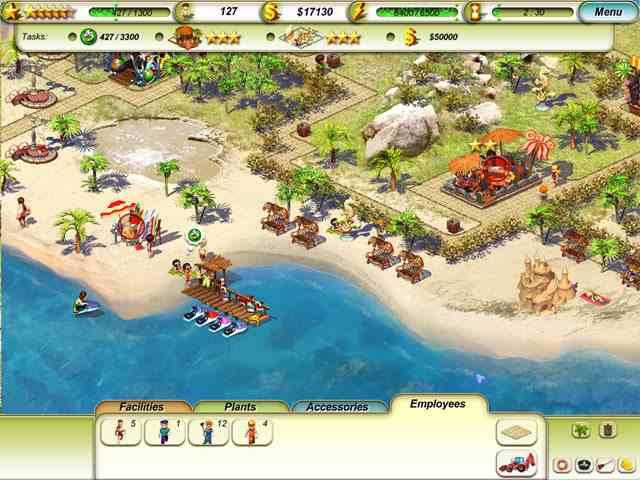 تحميل لعبة فندق شاطئ الراحة للكمبيوتر