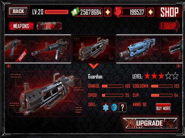 تحميل لعبة قتال الزومبي Zombie Killer للاندرويد