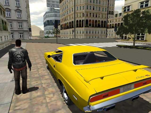 تحميل لعبة حرامي السيارات للاندرويد Real City Car Driver