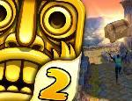 تحميل لعبة الهروب من المعبد Temple Run 2 للجلاكسي