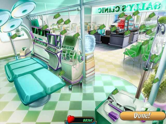 تحميل لعبة ادراة المستشفى الكبير Hospital Haste مجانا