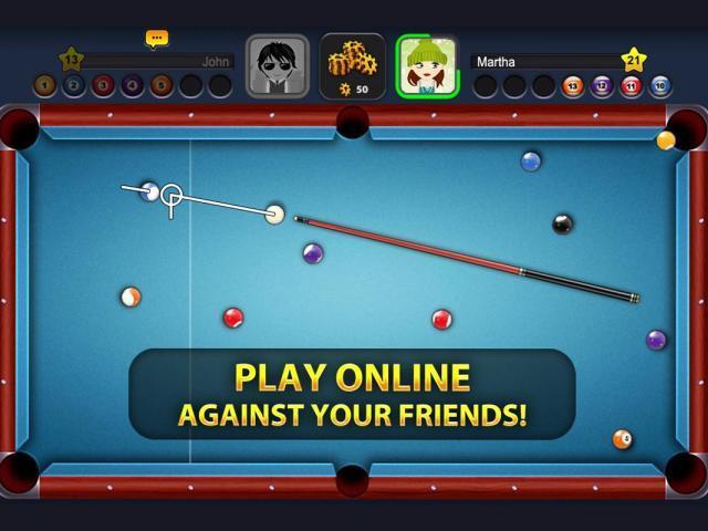 تحميل لعبة البلياردو 8 Ball Pool للهواتف المحمولة والاندرويد