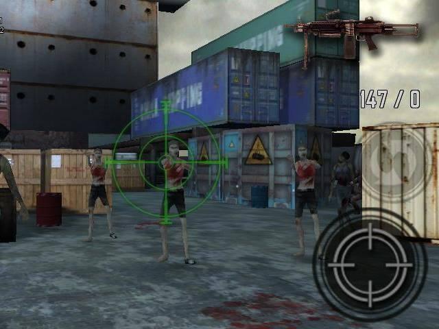 تحميل العاب أكشن للاندرويد Dead Shot Zombies لعبة قناص الزومبي