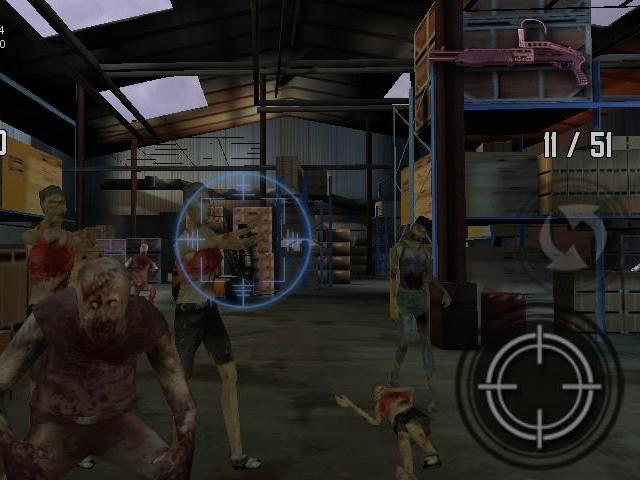تحميل لعبة قناص الزومبي للاندرويد Dead Shot Zombies