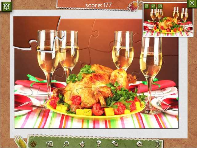 تحميل لعبة تركيب الصور المقطعة Holiday Jigsaw للكمبيوتر