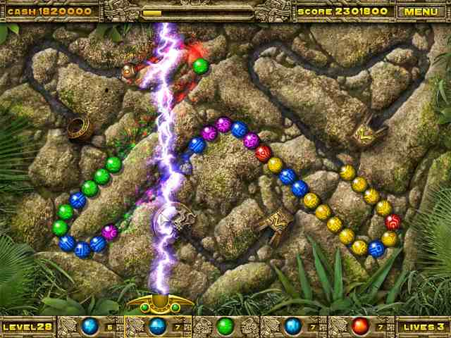 download Inca Ball - Arcade Puzzle