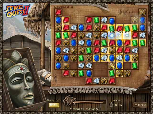download Jewel Quest II - African Game free