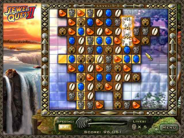 تحميل لعبة جويل كويست 2 Jewel Quest برابط مباشر