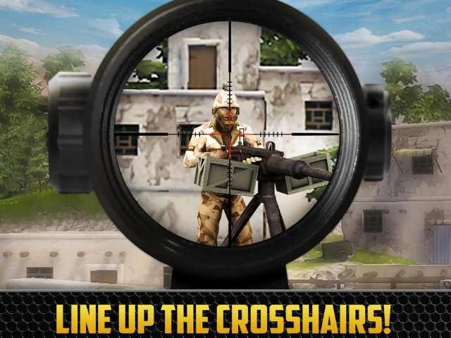 تحميل لعبة القناص كيل شوت للاندرويد Kill Shot