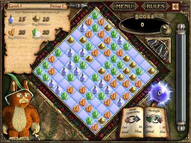 تحميل لعبة المجوهرات السحرية Magic Match مجانا