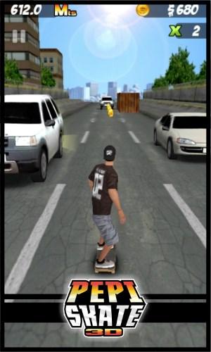 لعبه PEPI Skate 3D اندرويد ،لعبه تزلج الشوارع apk , تحميل لعبه PEPI Skate 3D سوق بلاى