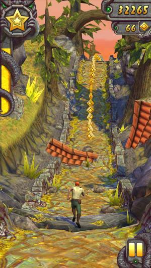 تحميل لعبة الهروب من المعبد temple run للكمبيوتر