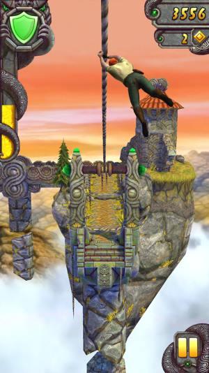 تحميل لعبة المعبد لجوال جالكسى Temple Run Free