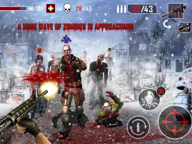 download Zombie Killer free