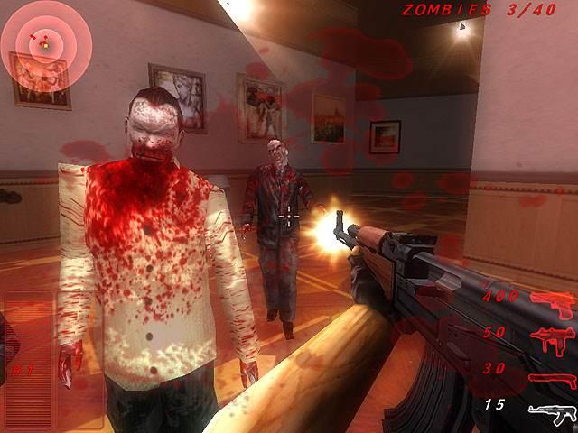 تحميل لعبة القضاء على الزومبي Zombie Outbreak Shooter