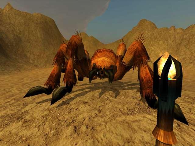 تحميل لعبة هجوم العناكب العملاقة Magic Adventure