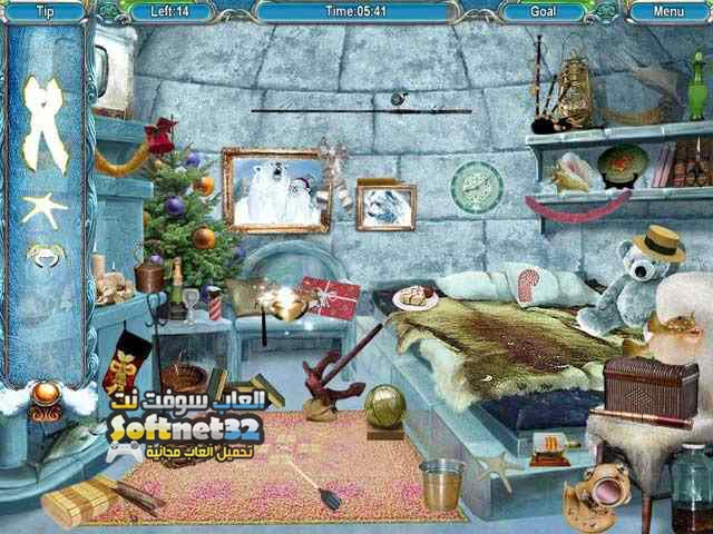 تحميل لعبة Christmasville سانتا في عداد المفقودين