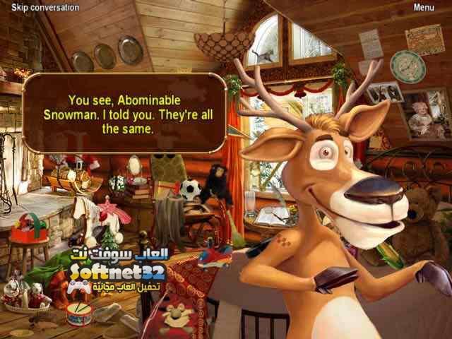 تحميل لعبة عيد الميلاد Christmasville سانتا كلوز مجانا