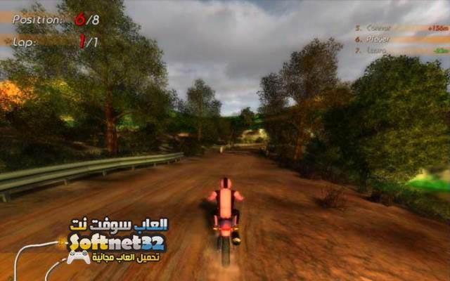 تحميل لعبة سباق الدراجات النارية 2014