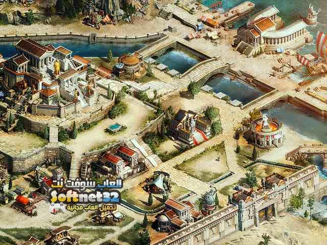 تحميل لعبة حرب الملوك Sparta War of Empires مجانا
