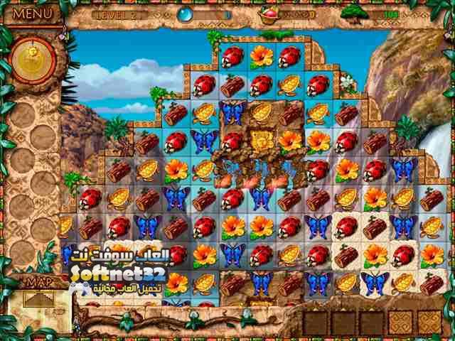 تحميل لعبة طيور الجنة Paradise Quest
