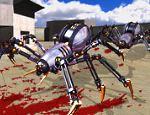 تحميل لعبة العناكب المفترسة SpidersArena