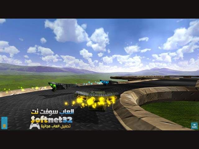 تحميل لعبة سباق السيارات الرهيبة Racingo مجانا