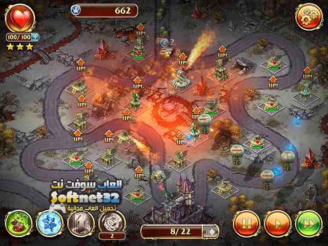 تحميل لعبة الدفاع المقدس Toy Defense 3 Fantasy