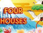 تحميل العاب الغاز Four Houses