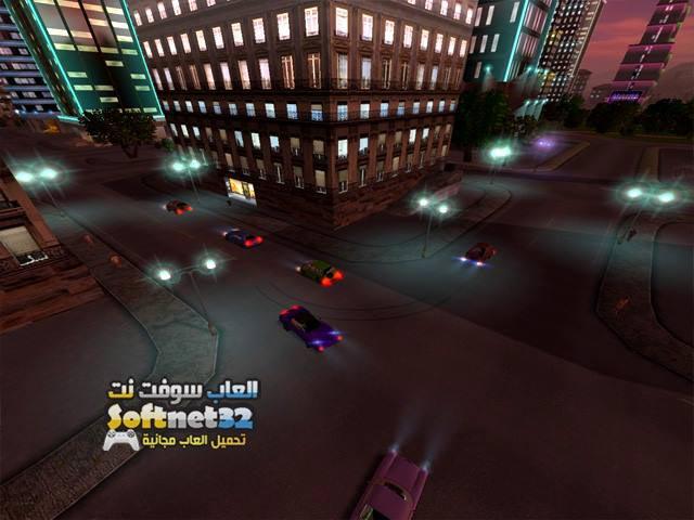 تحميل لعبة قيادة السيارات City Racing