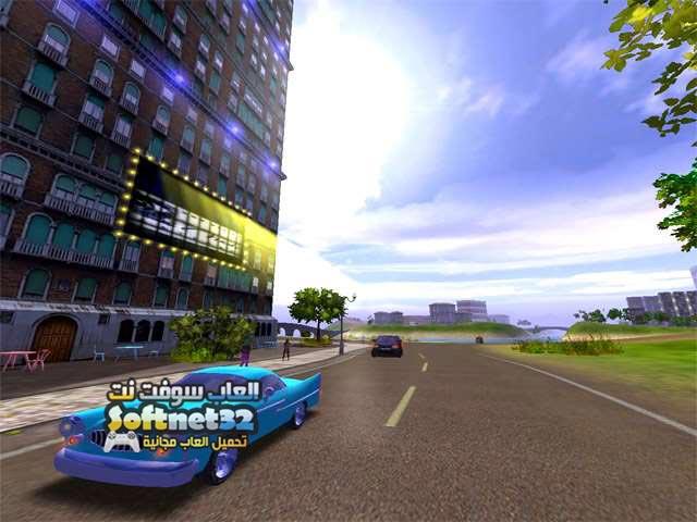 تحميل لعبة قيادة السيارات الحقيقة City Racing