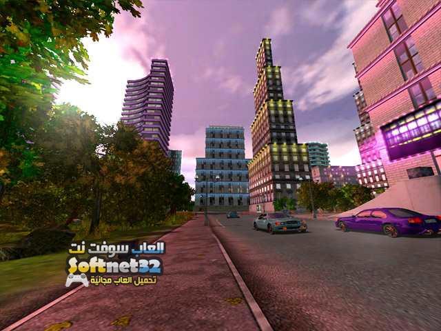 تحميل لعبة قيادة السيارات في المدينة City Racing