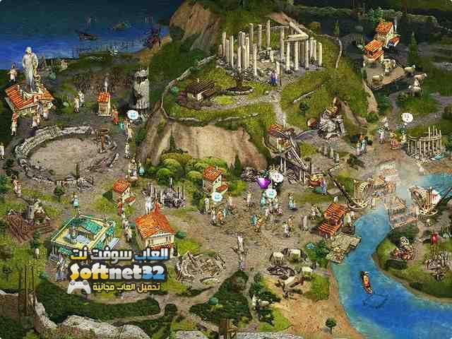 تحميل لعبة اساطير الابطال Heroes of Hellas 3 برابط مباشر كاملة