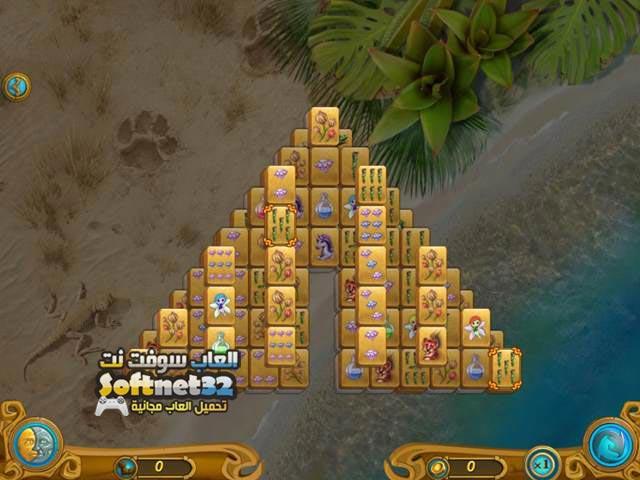 تحميل لعبة الماهجونج الصينية Mahjong Magic Journey 2