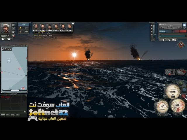 تحميل لعبة حرب الغواصات العسكرية للكمبيوتر