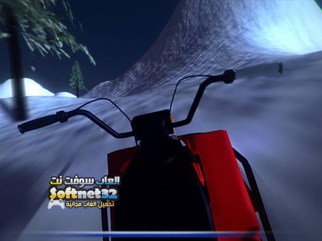 تحميل لعبة قيادة دراجات الثلج Snowmobile Simulator