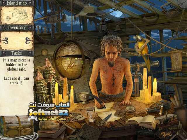 تحميل لعبة روبنسون كروزو والقراصنة Robinson Crusoe
