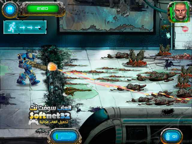 download Soldier vs Aliens free