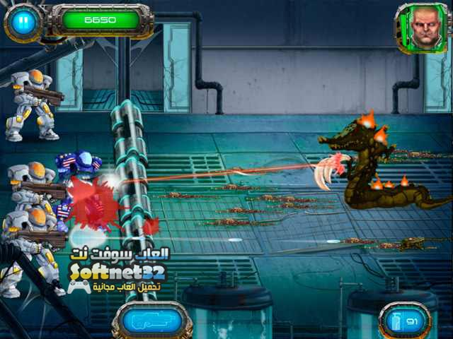 download Soldier vs Aliens pc game