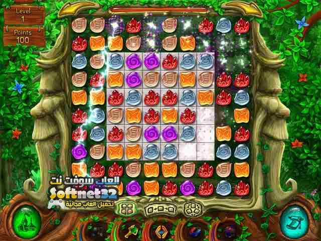 تحميل لعبة بناء الغابة السعيدة Woodville