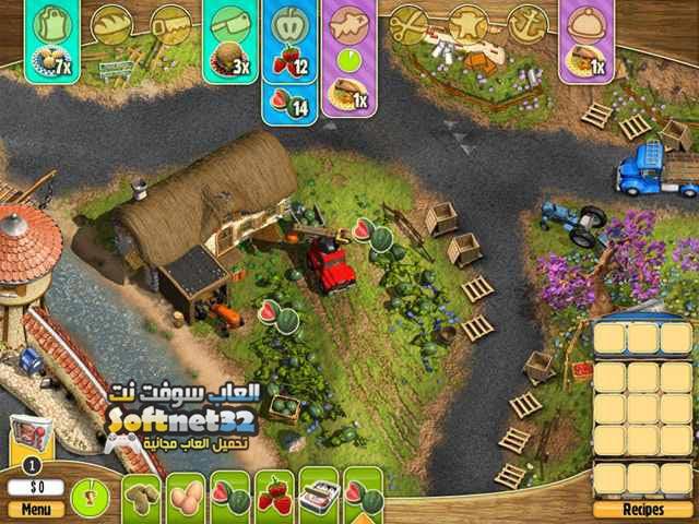 تحميل لعبة مزرعة يودا Youda Farmer 3 الجديدة