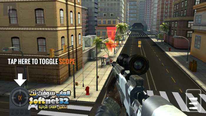 DOWNLOAD Sniper 3D Assassin android