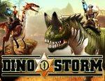 تحميل لعبة حرب الديناصورات Dino Storm