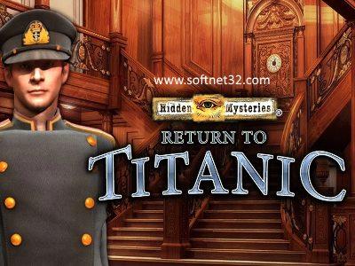 تحميل العاب مغامرات ومهمات لعبة رحلة سفينة تيتانيك Titanic Mystery